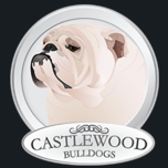 This is the iphone logo for Castlewood Bulldogs of Missouri